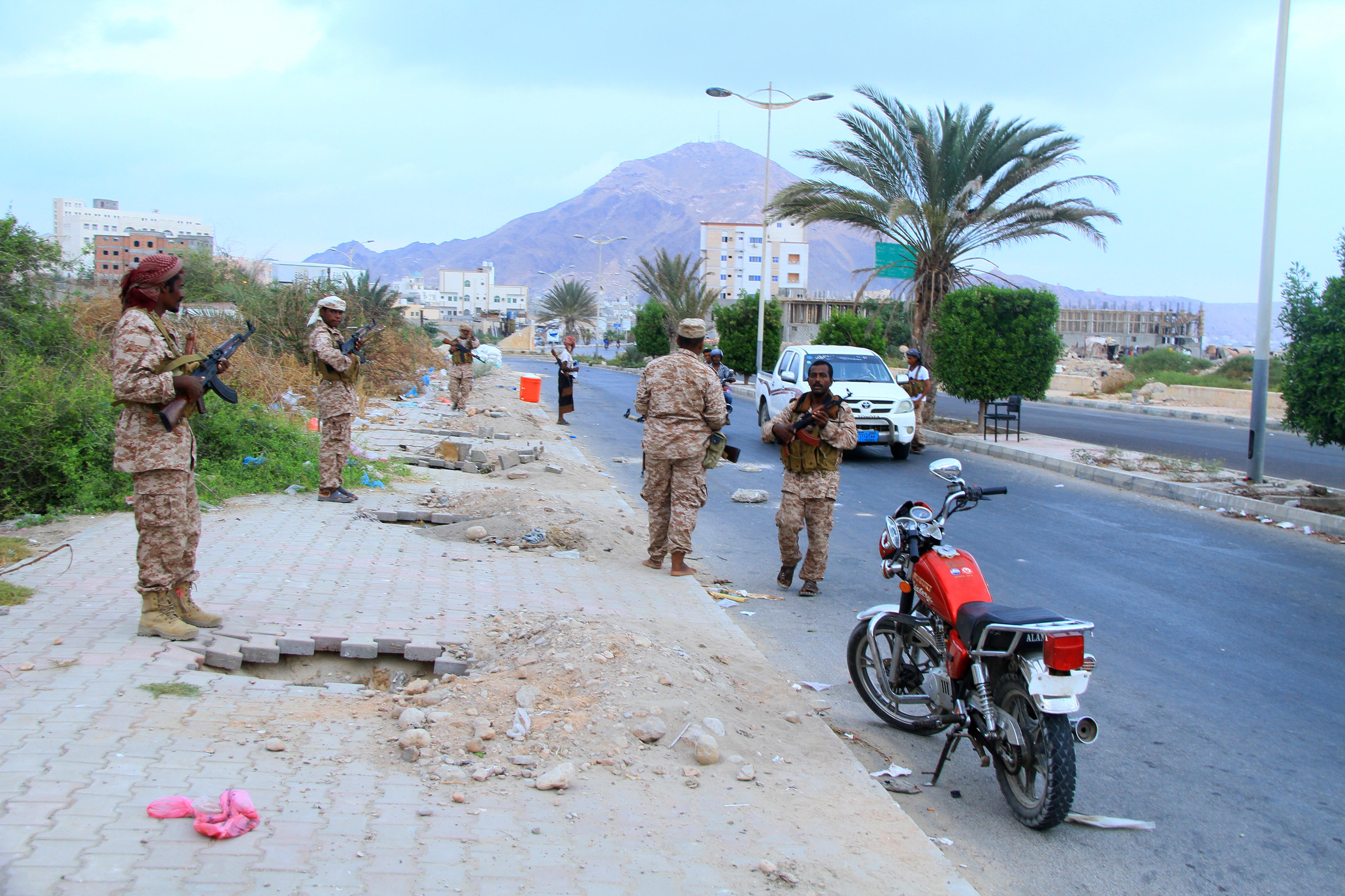 Yemen: Hadrami elite forces free Mokala City