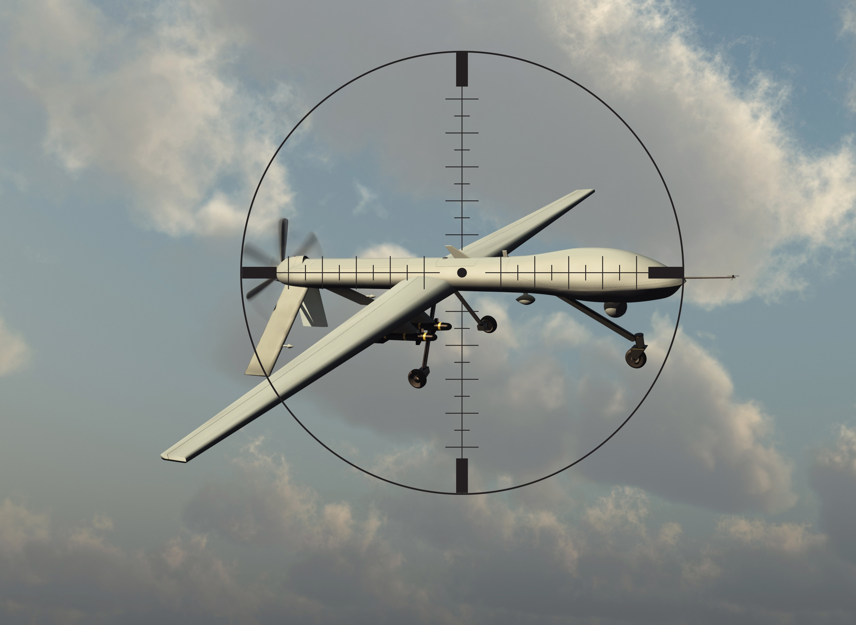 Who Invented The Drone >> Airbus expands counter-drone line