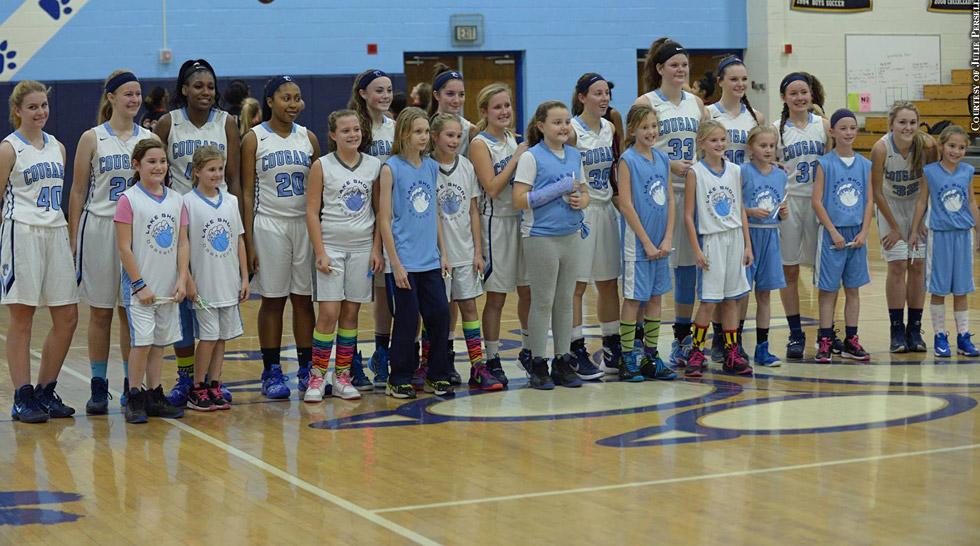 Issue 217: Chesapeake Girls Basketball 2015