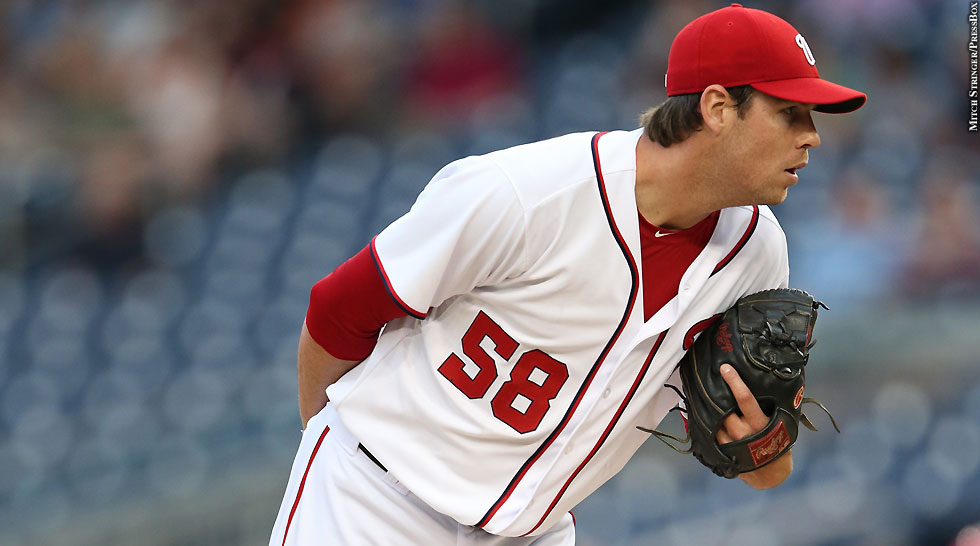 Nationals 2014: Doug Fister