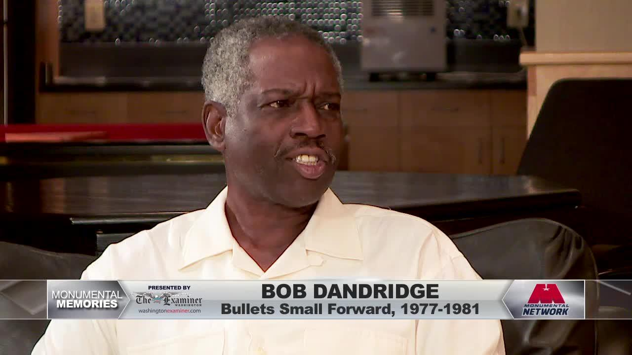 Monumental Memories Bob Dandridge
