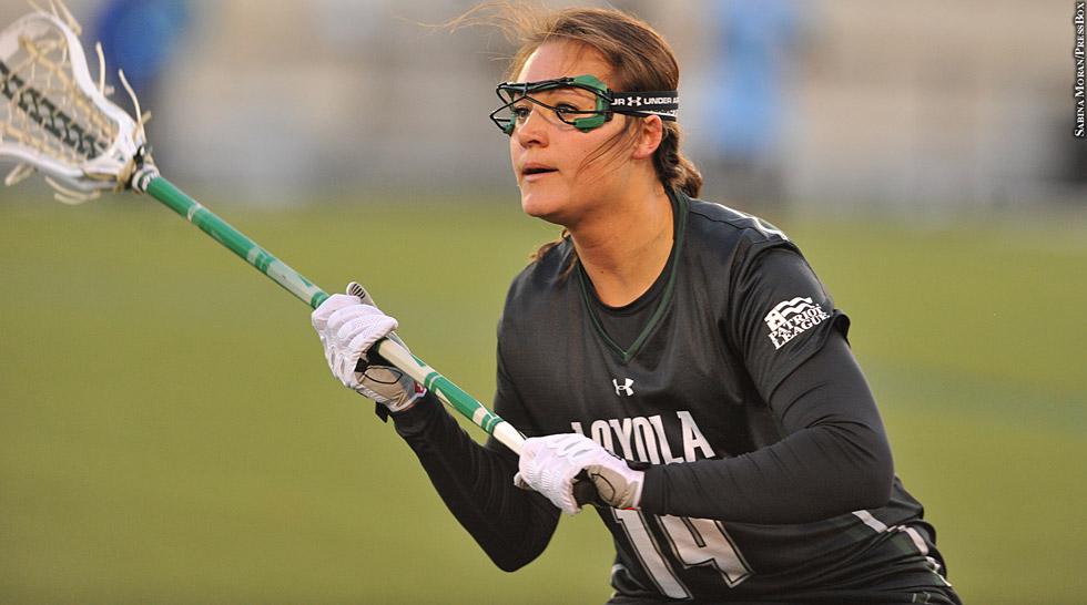 Loyola Women's Lacrosse 2014: Hannah Schmitt