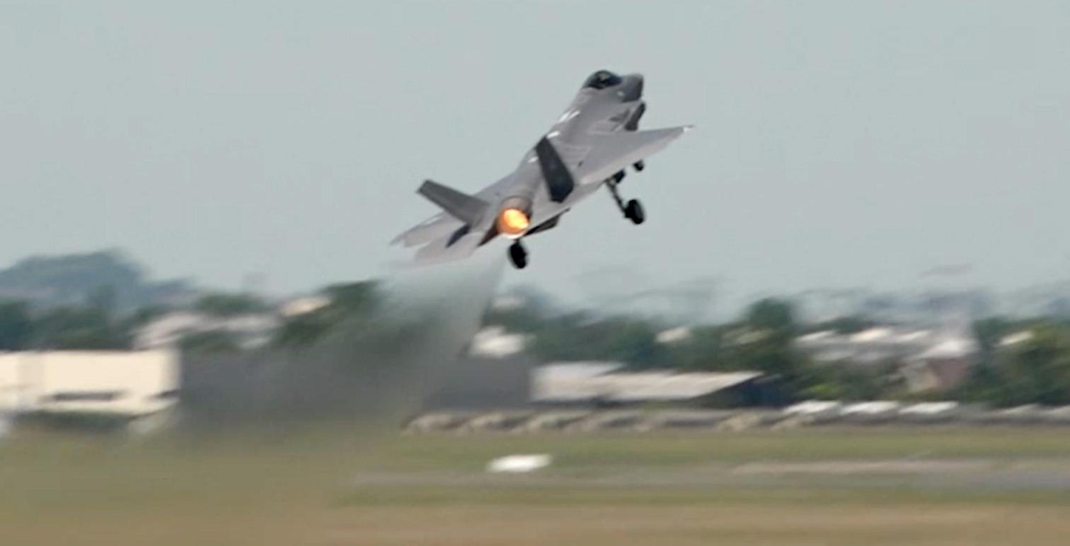 F-35 Paris Air Show