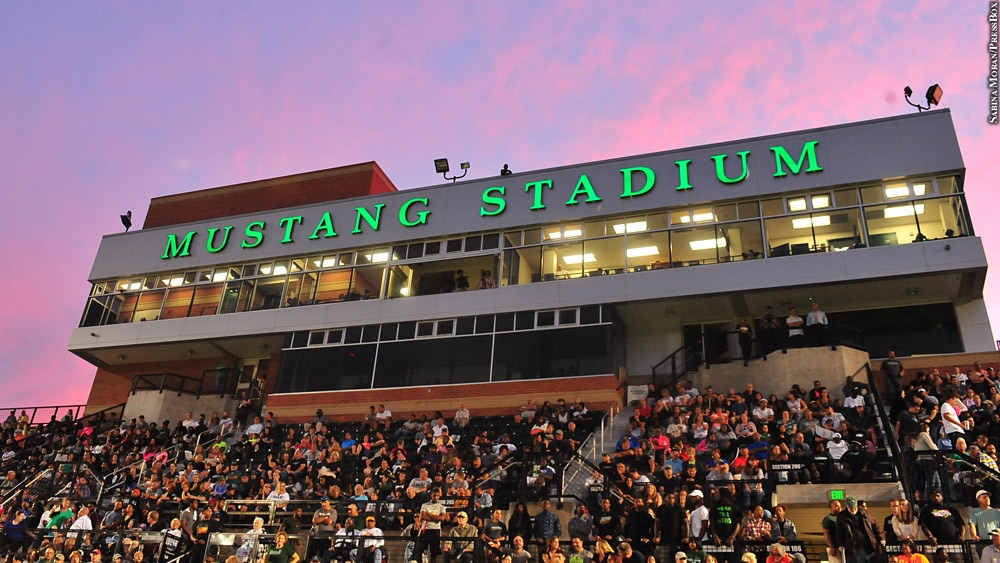 Issue 229: Stevenson University: Mustang Stadium