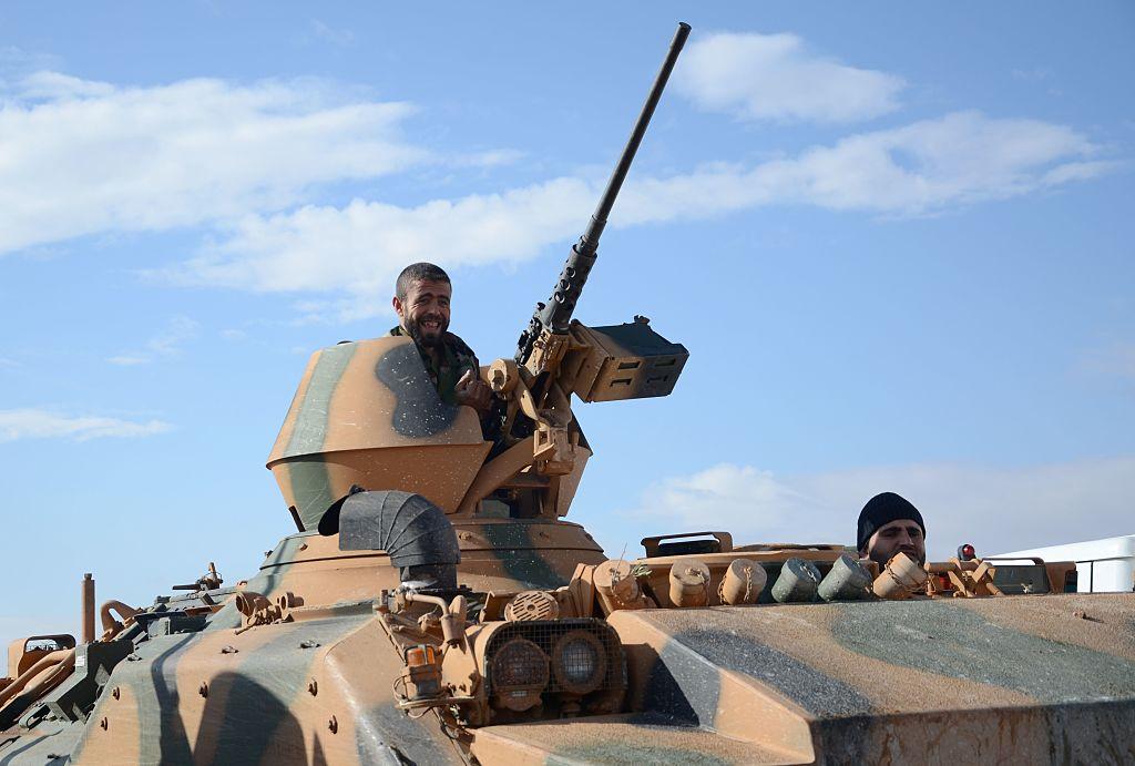 free syrian army 52017