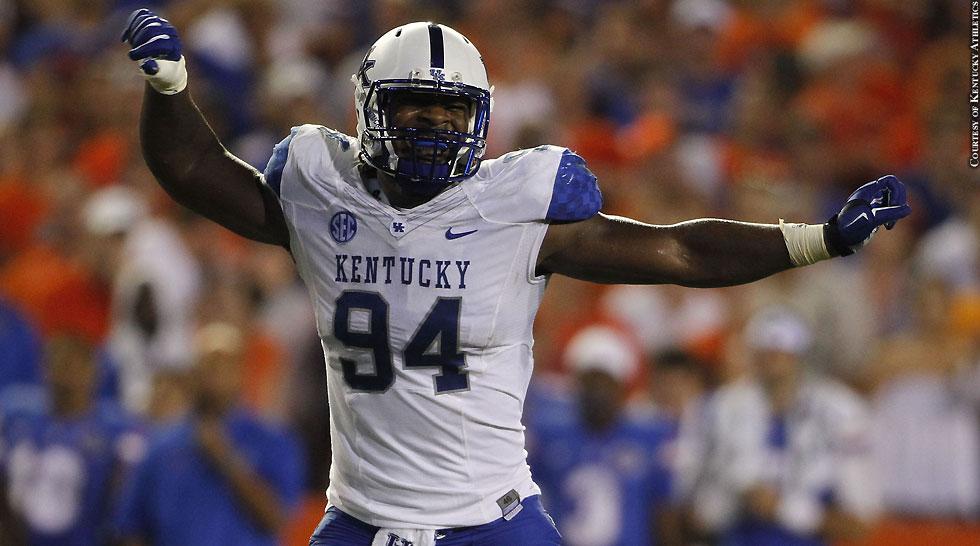 NFL Draft 2015: Za'darius Smith (Kentucky)