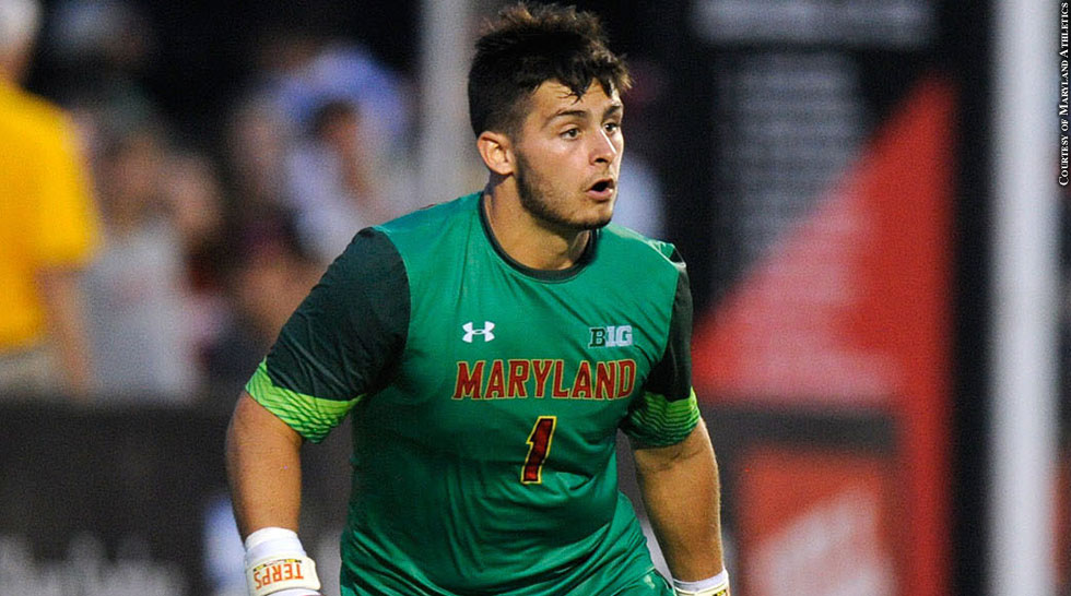 Issue 214: Maryland Terps Soccer 2015: Cody Niedermeier