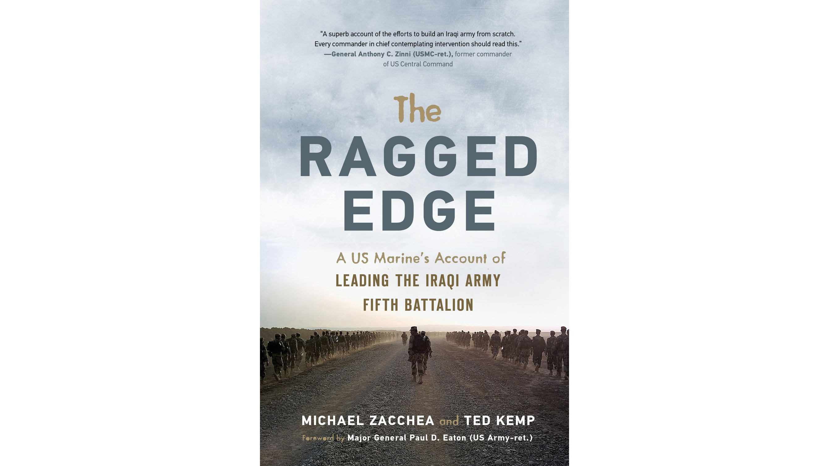 Spring 2017 book review -- The Ragged Edge: A U.S. Marine's Account of Leading the Iraqi Army Fifth Battalion