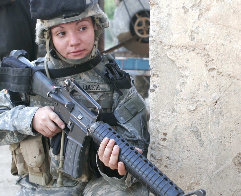 army chicks naked in iraq