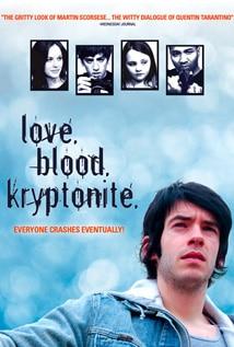 Image of Love, Blood, Kryptonite
