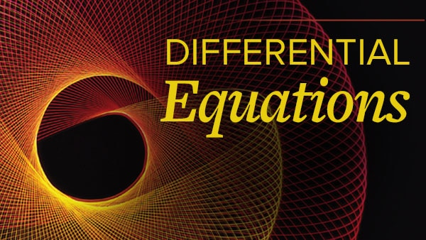 mastering differential equations  the visual method