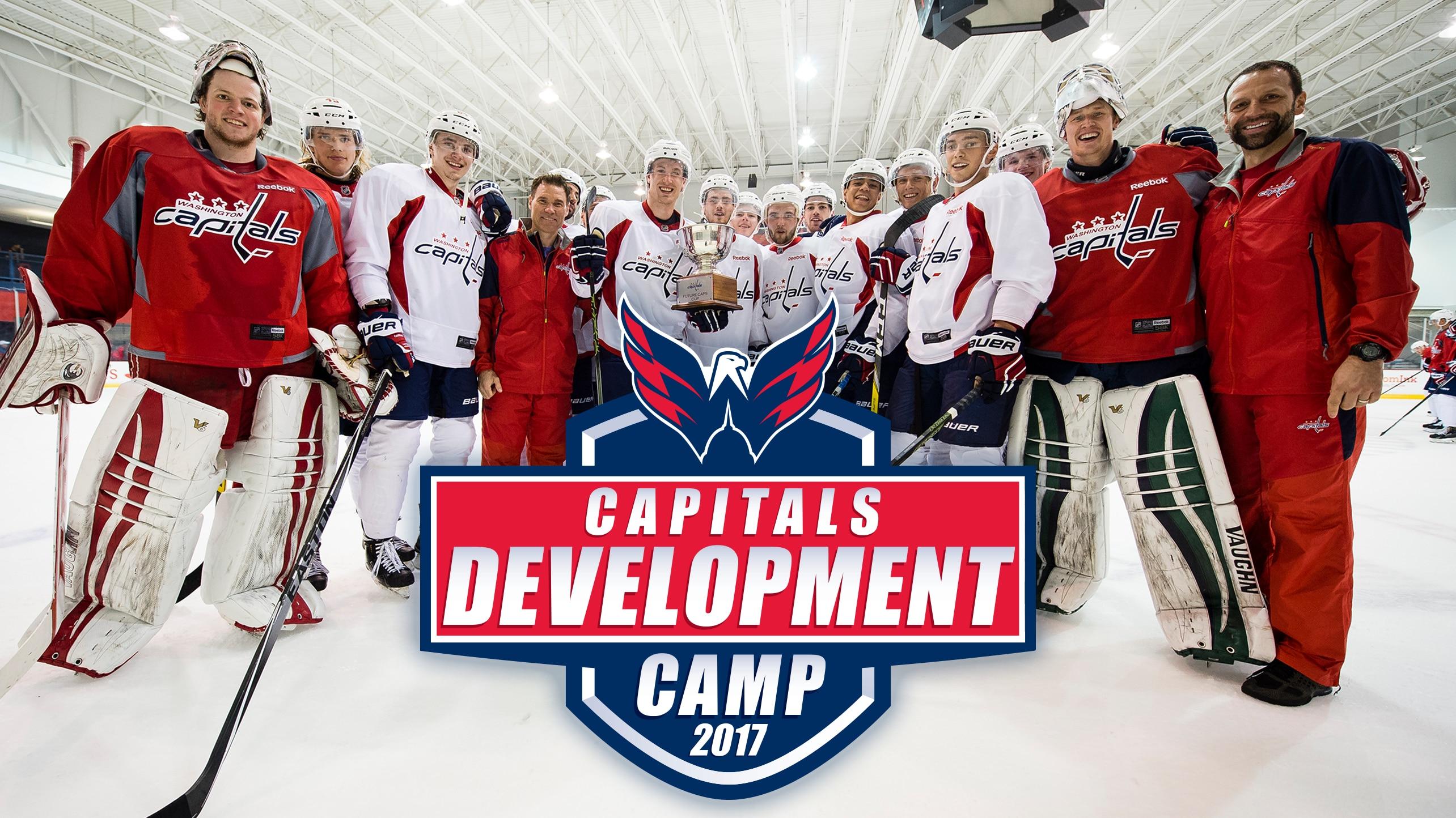 Washington Capitals 2017 Development Camp Guide