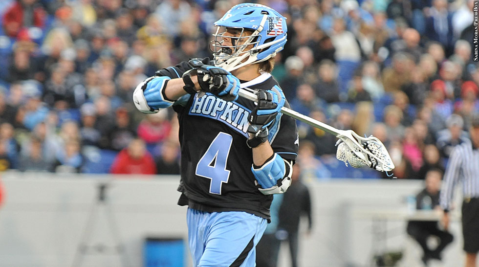 Issue 197: Johns Hopkins Lacrosse 2014: Ryan Brown