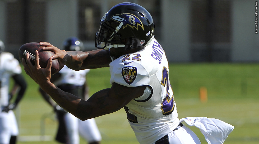 Issue 213: Ravens 2015: Jimmy Smith (training camp)
