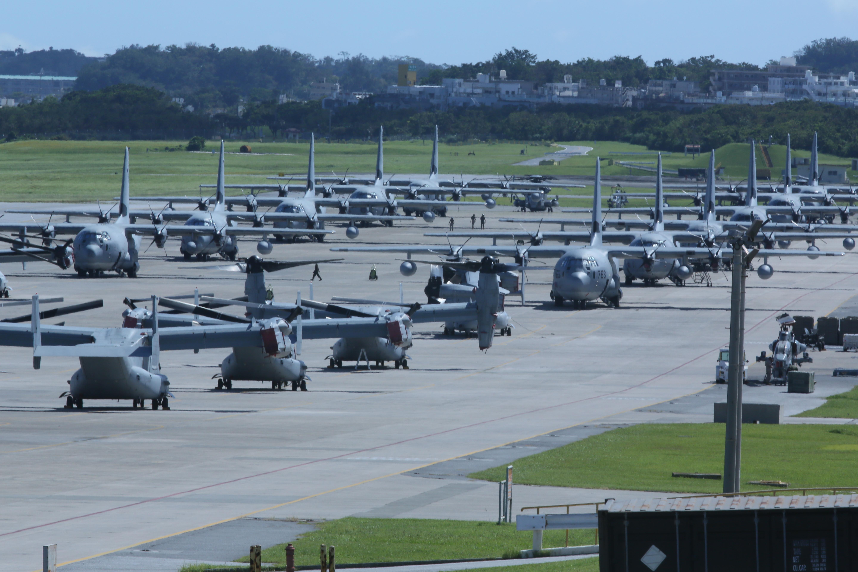 Corps Pacific Pivot Unfolds Guam Okinawa Australia
