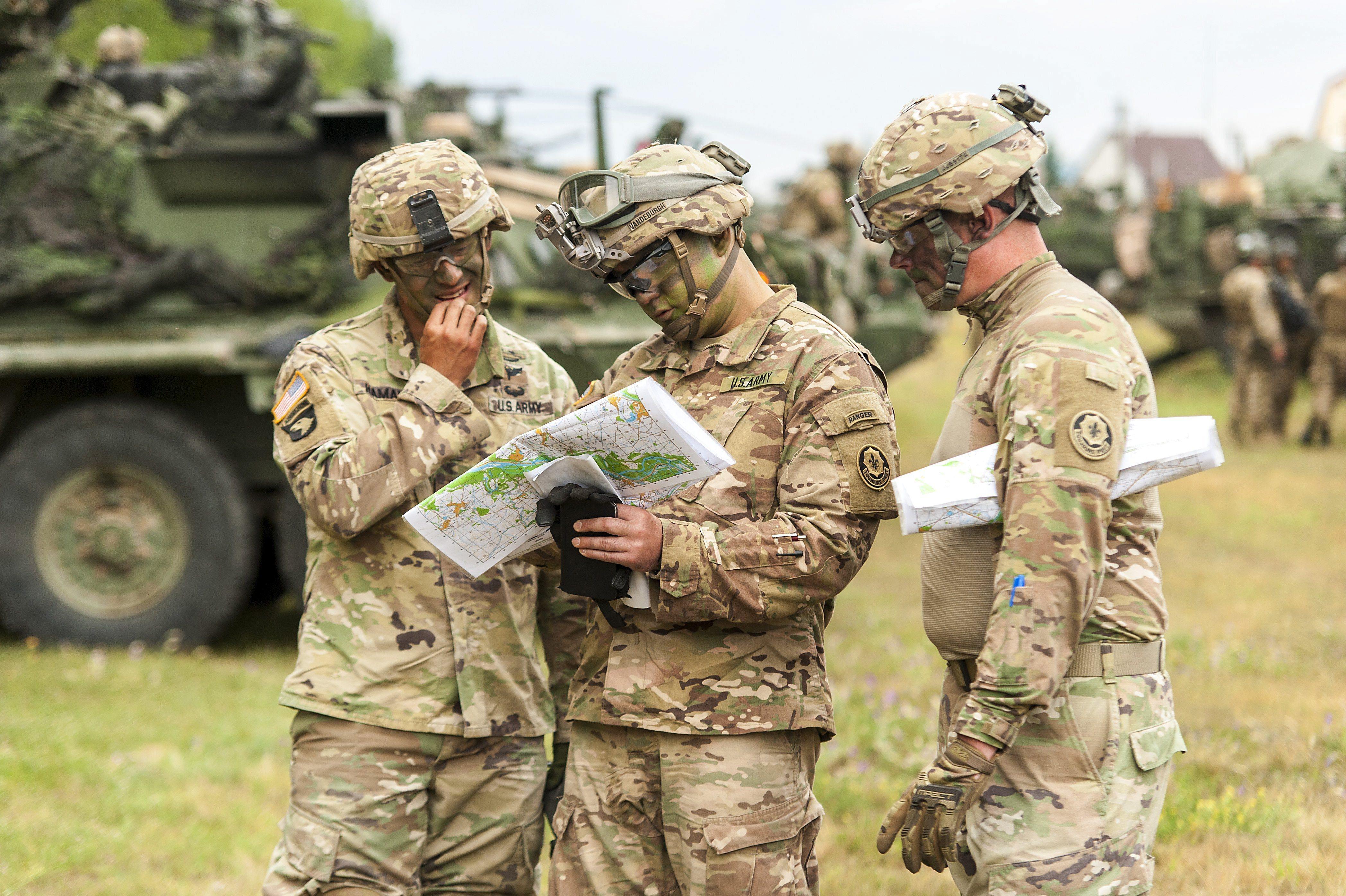 NATO military drills in Eastern Europe begin in Bulgaria