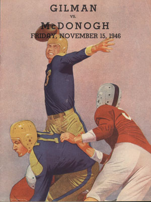 Issue 214: Gilman vs. McDonogh: 1946 Program