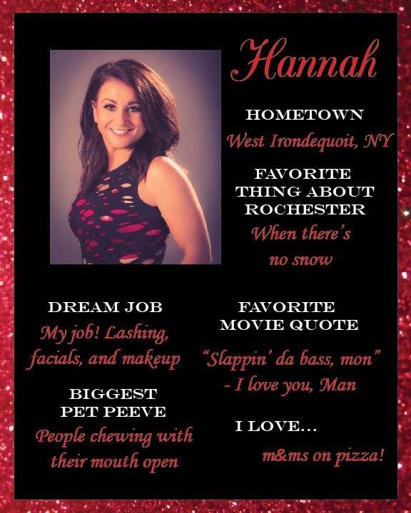 """Hannah:"