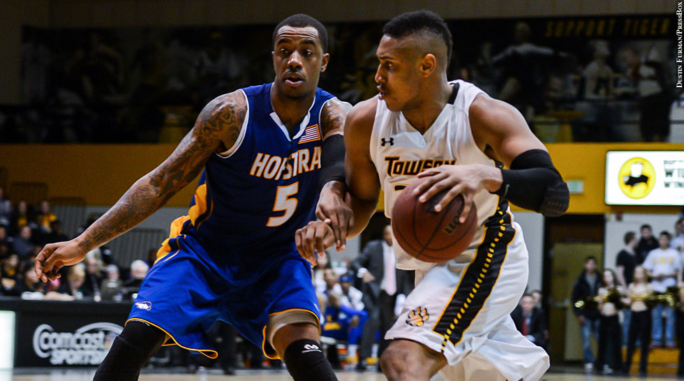 Issue 191: Towson Basketball: Jerrelle Benimon