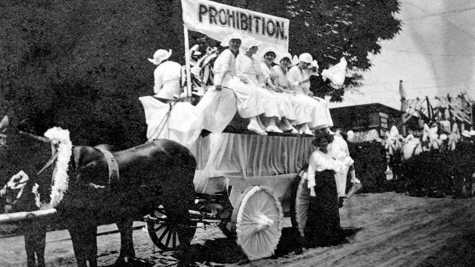 essay of prohibition and effect in the united states between 1920 and 1933