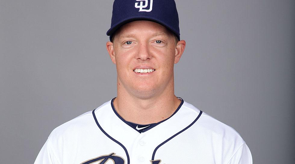 MLB: Nick Hundley (headshot)