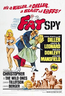 Image of The Fat Spy