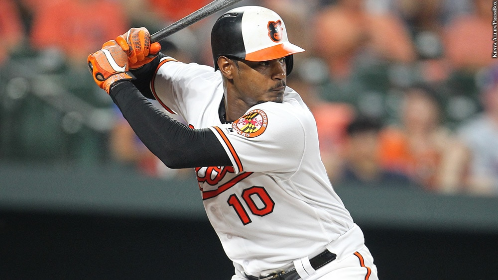 whenever adam jones time with orioles ends impact in baltimore