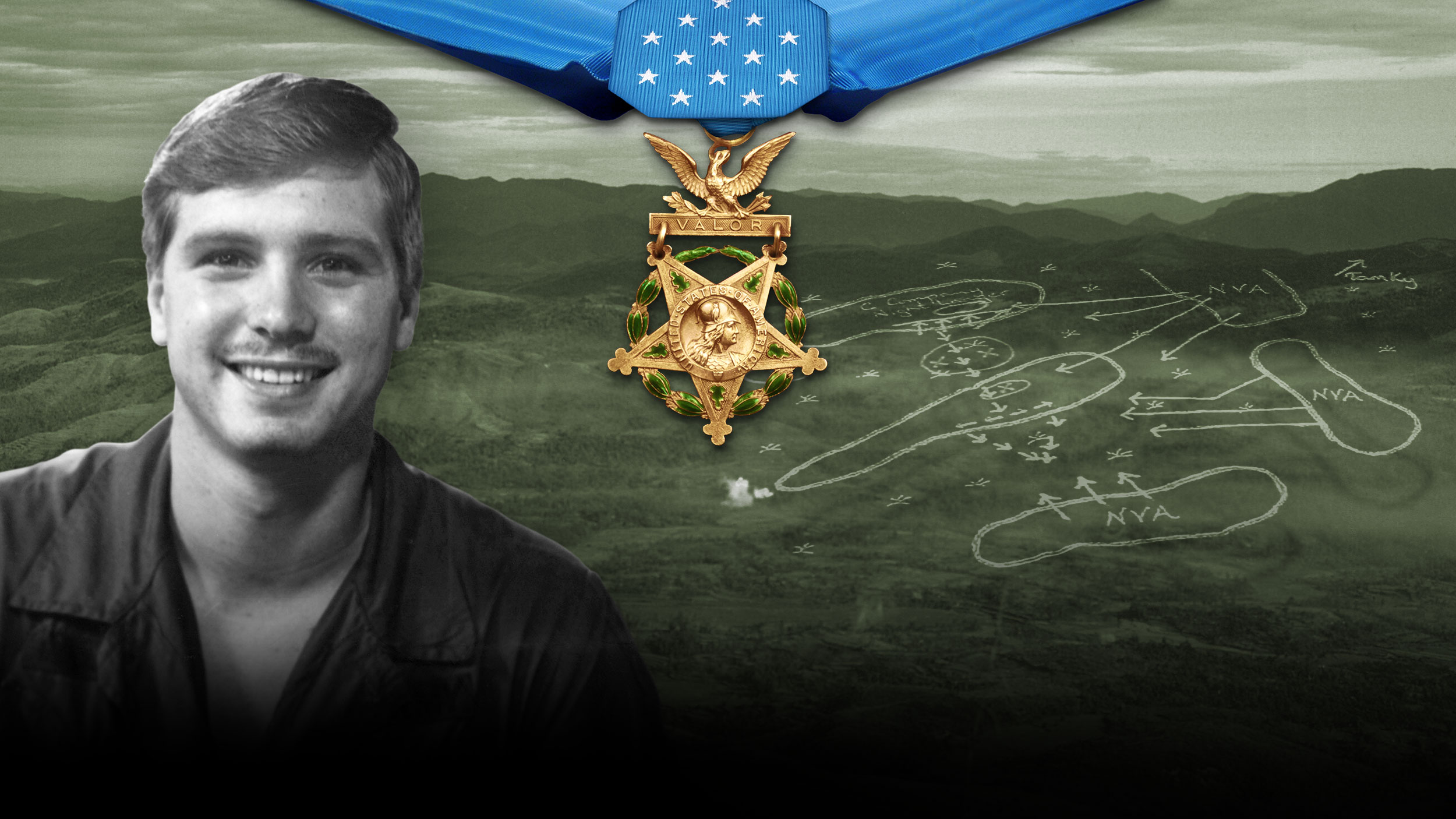Michigan Vietnam vet is Trump's 1st Medal of Honor recipient