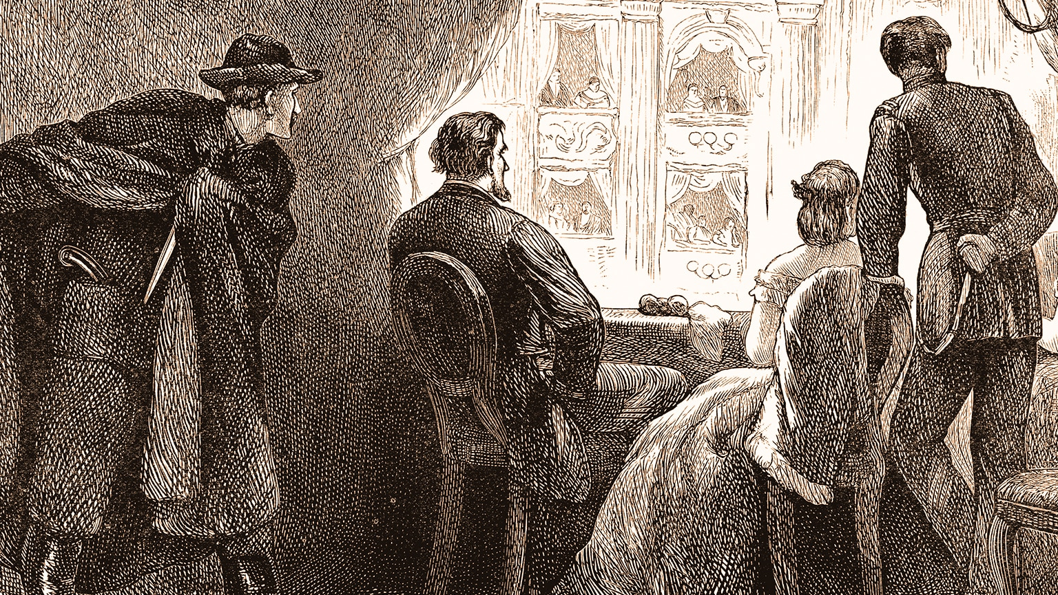lincoln assassination Every american schoolchild learns the tragic story of the assassination, just as the long nightmare of the civil war drew to a close, of president abraham lincoln.
