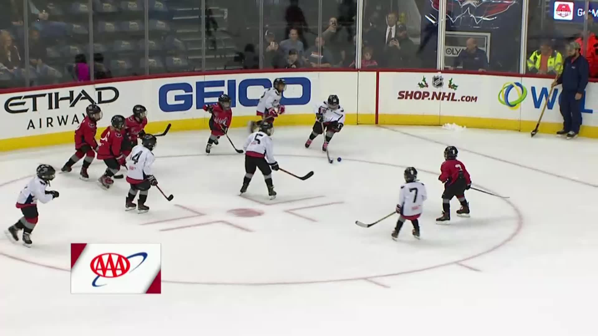 #CapsWild Mites on Ice 11/18/17