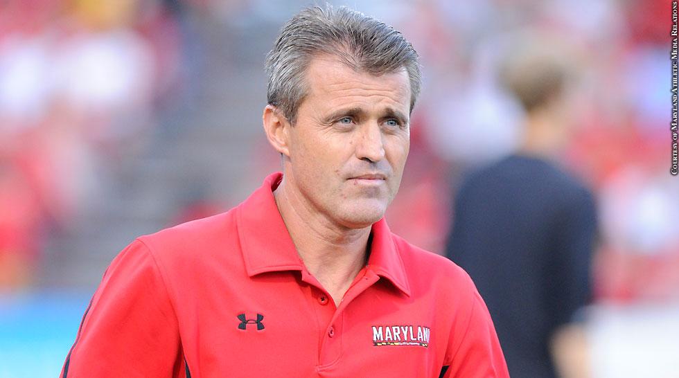 Maryland Soccer: Coach Sasho Cirovski