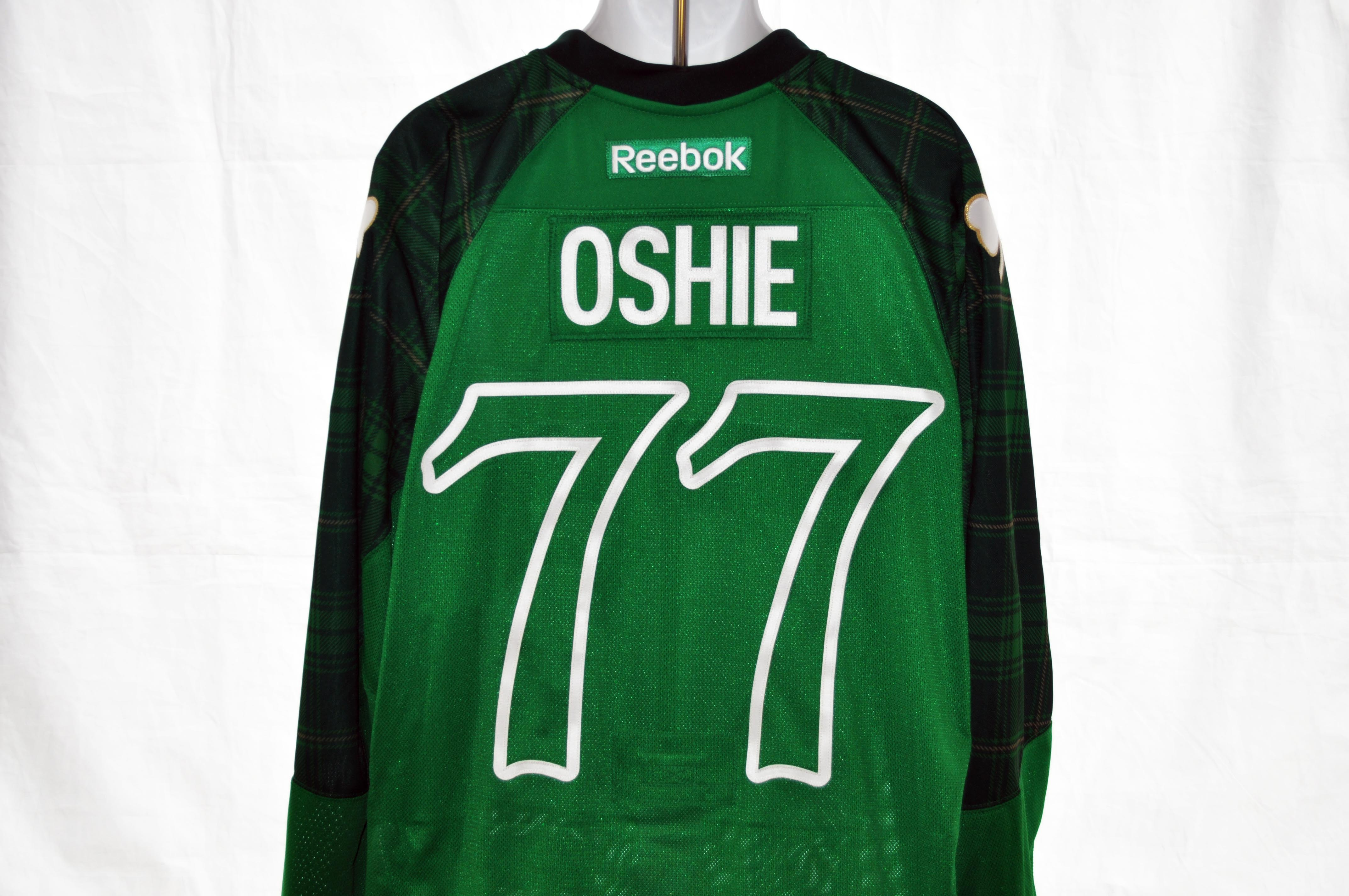 Green Oshie