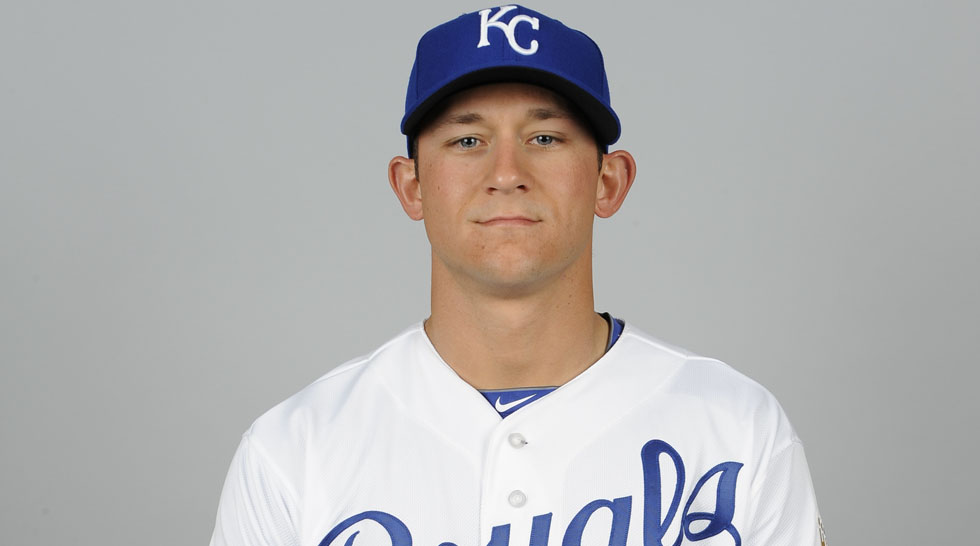 MLB: David Lough (Royals)