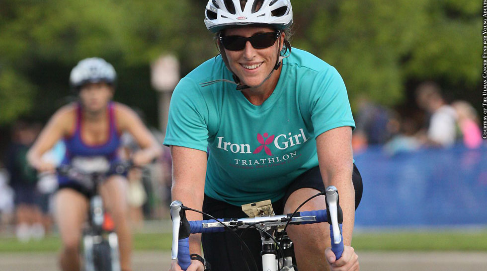 Issue 211: Iron Girl Triathlon (bike)