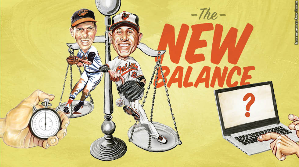 The New Balance For MLB Executives, Fans