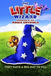 Image of The Little Wizard: Guardian of the Magic Crystals
