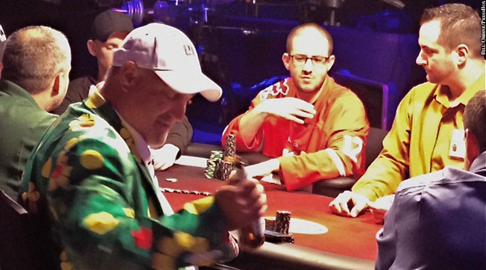 Gaming 2014: Greg Merson (Poker Night In America)