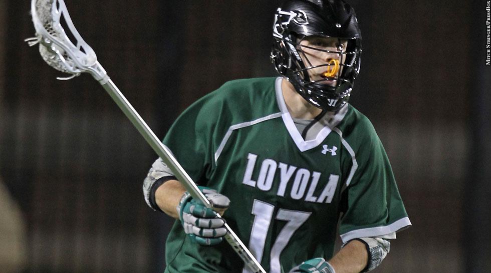Loyola Lacrosse 2013: Joe Fletcher