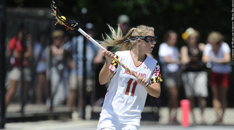 Terps 2014 Maryland Women's Lacrosse: Brooke Griffin
