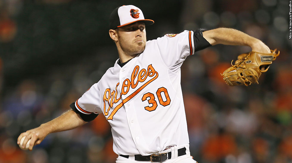 Orioles 2013: Chris Tillman