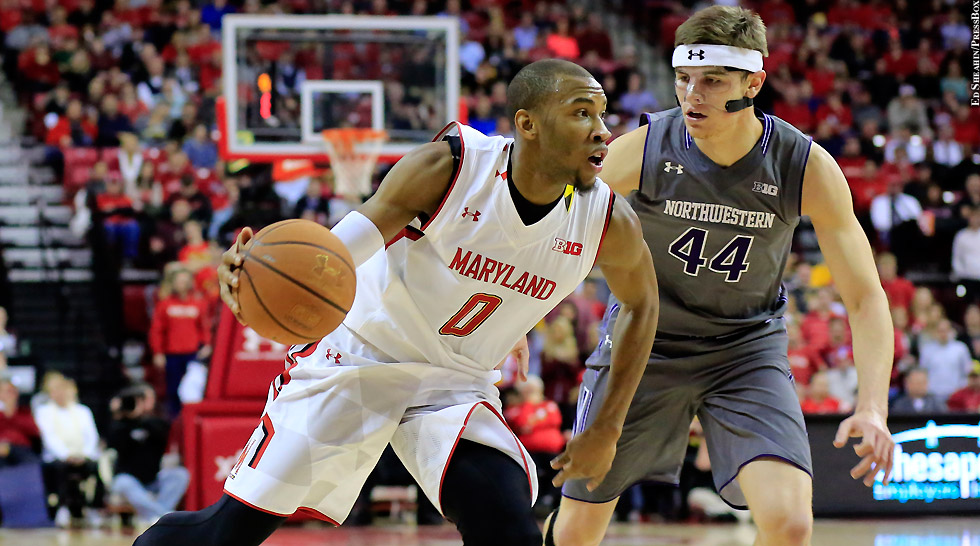 Issue 218: Maryland Terps Men's Basketball 2015-16: Rasheed Sulaimon