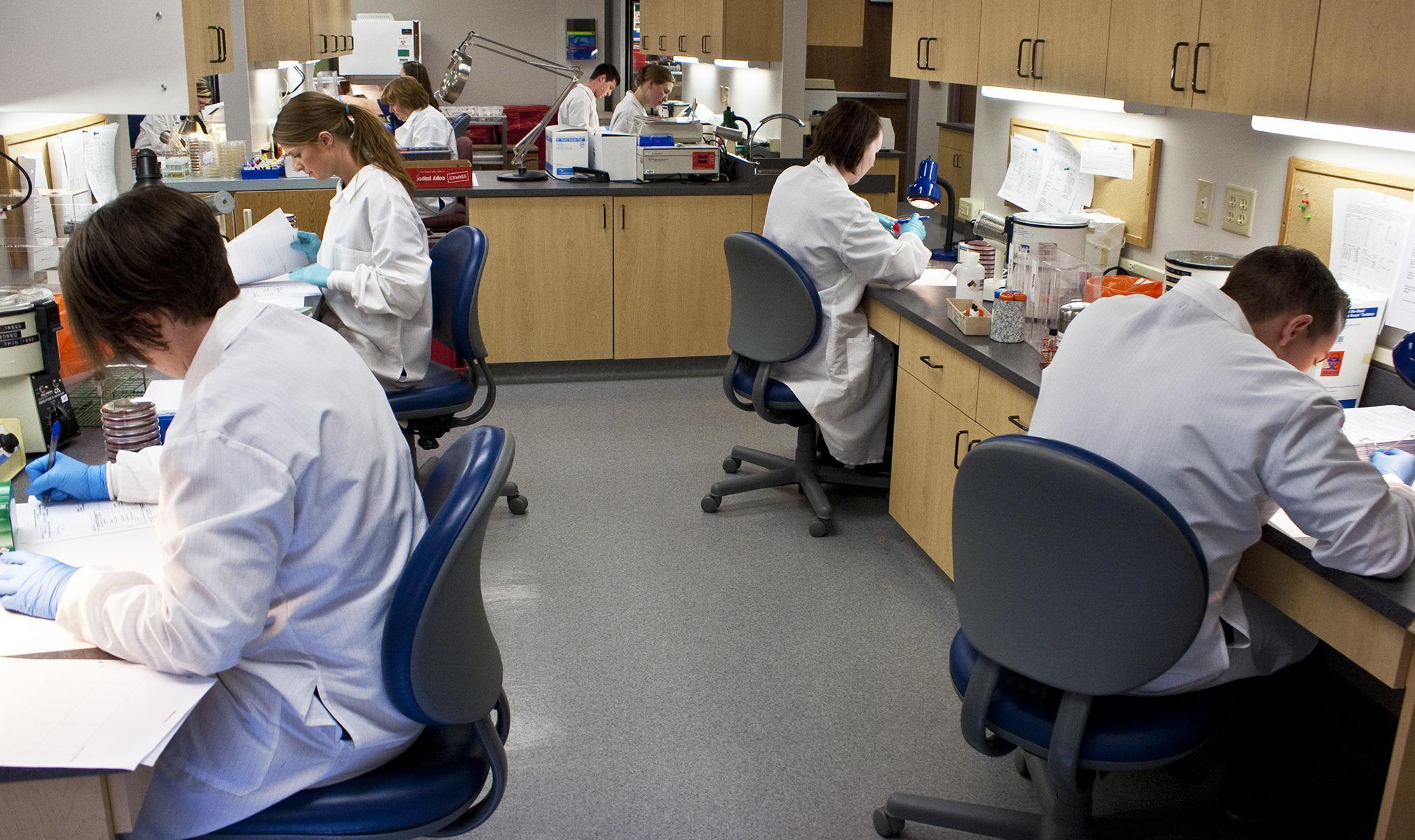 BFV Medical Science Labs 2