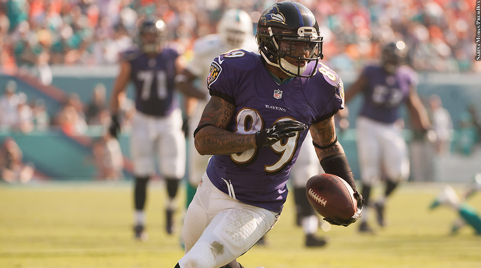 Issue 211: Ravens 2014: Steve Smith