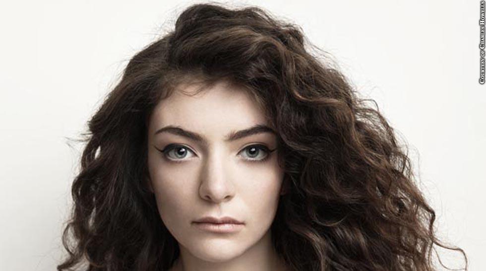 Preakness 2014: Lorde (headshot)