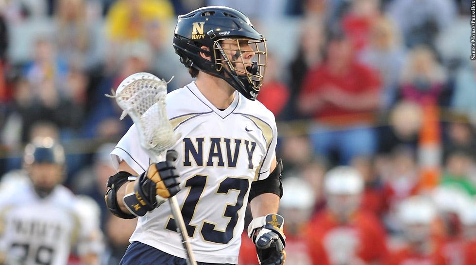 Navy Lacrosse 2013: Pat Durkin
