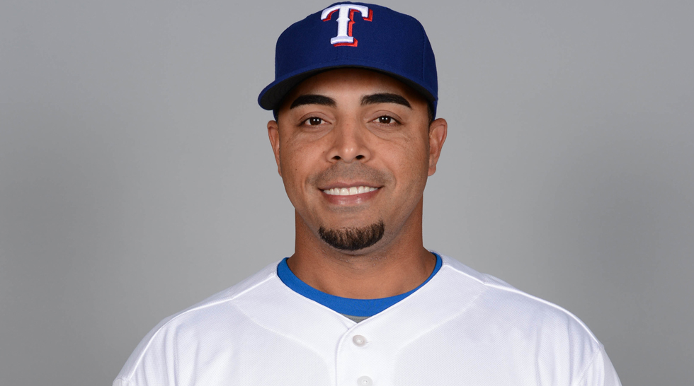 MLB: Nelson Cruz (Rangers)