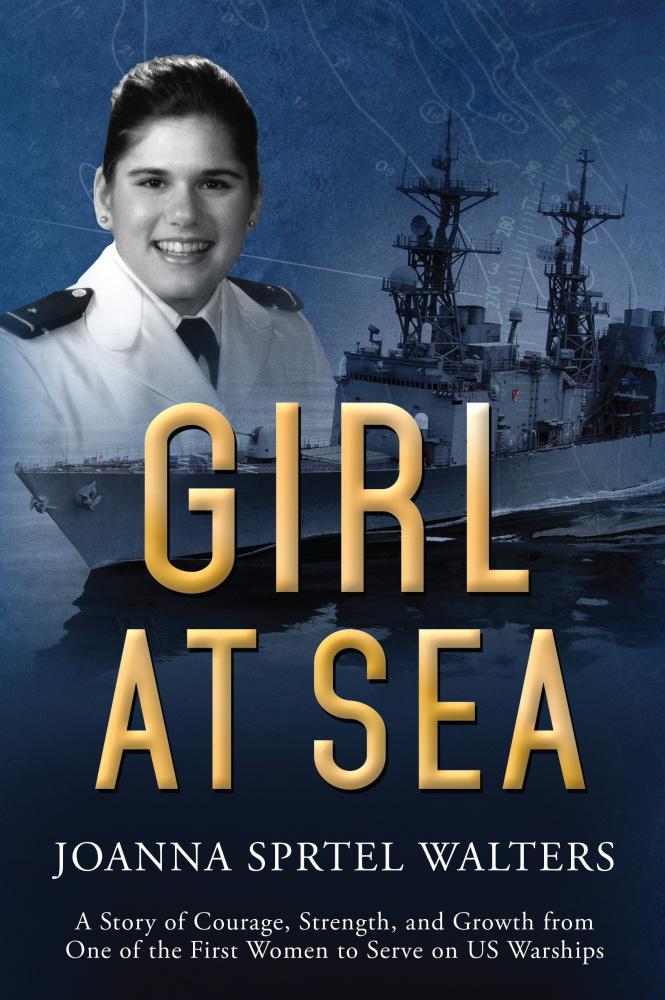 OFF Girl At Sea