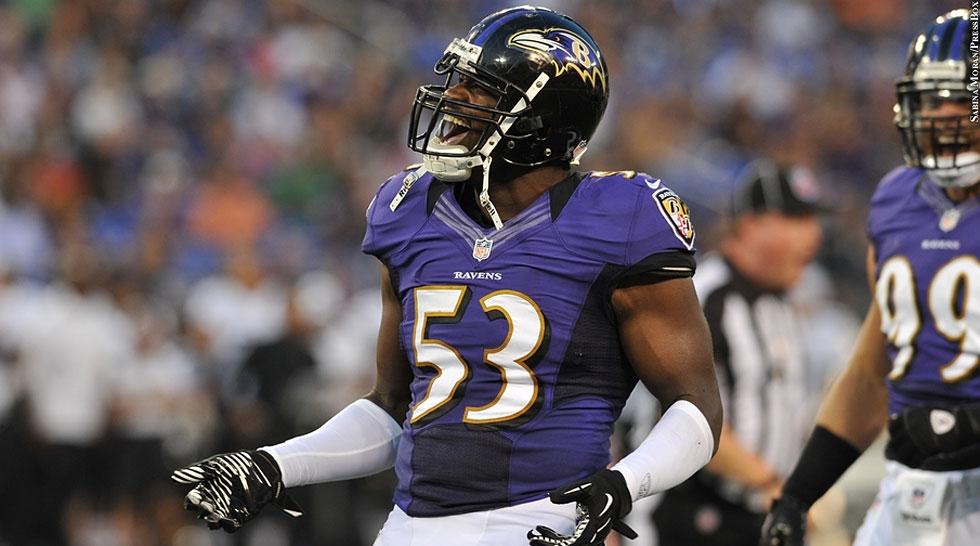 Issue 191: Ravens 2013: Jameel McClain