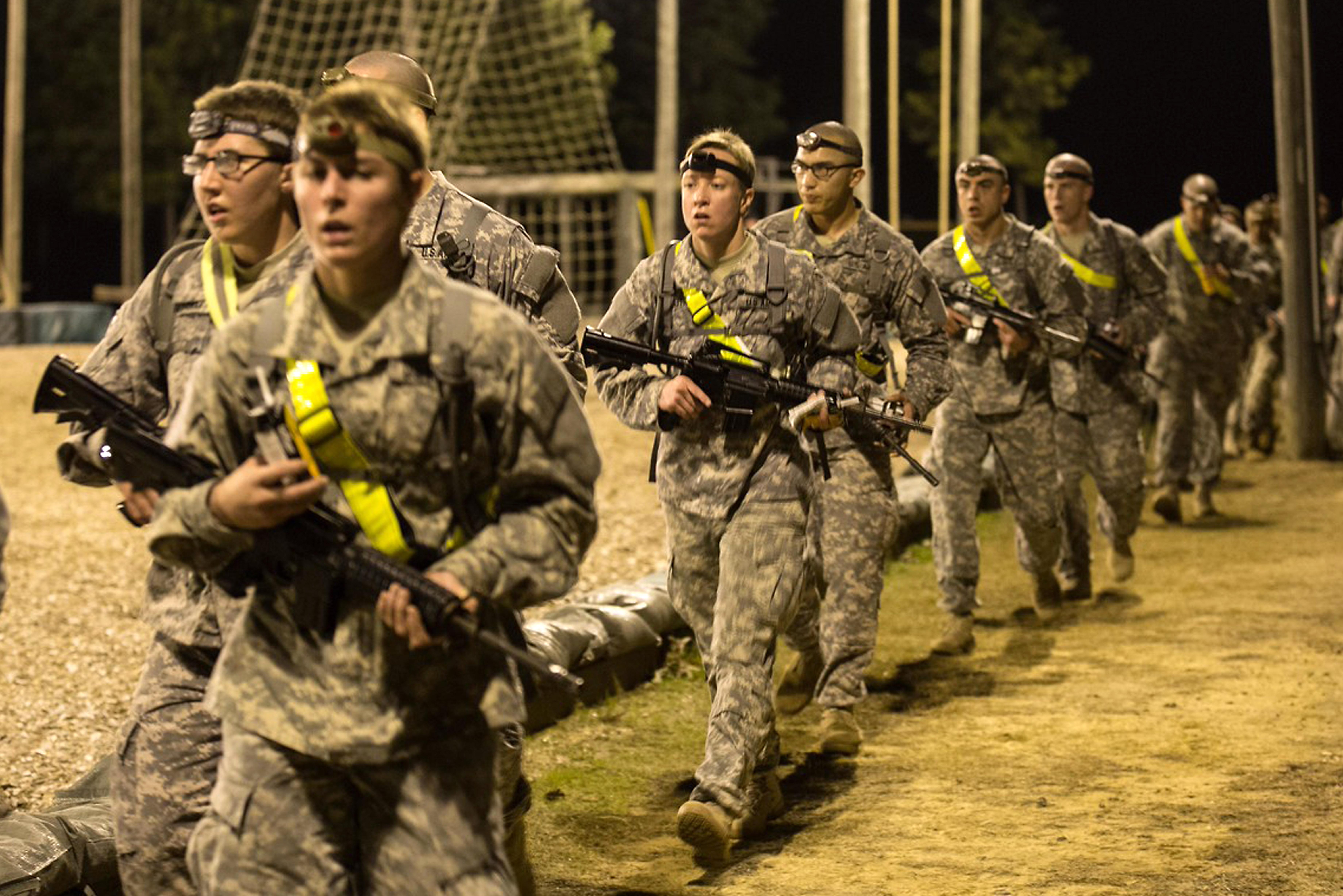 """""""Ranger Training Assessment Course"""""""