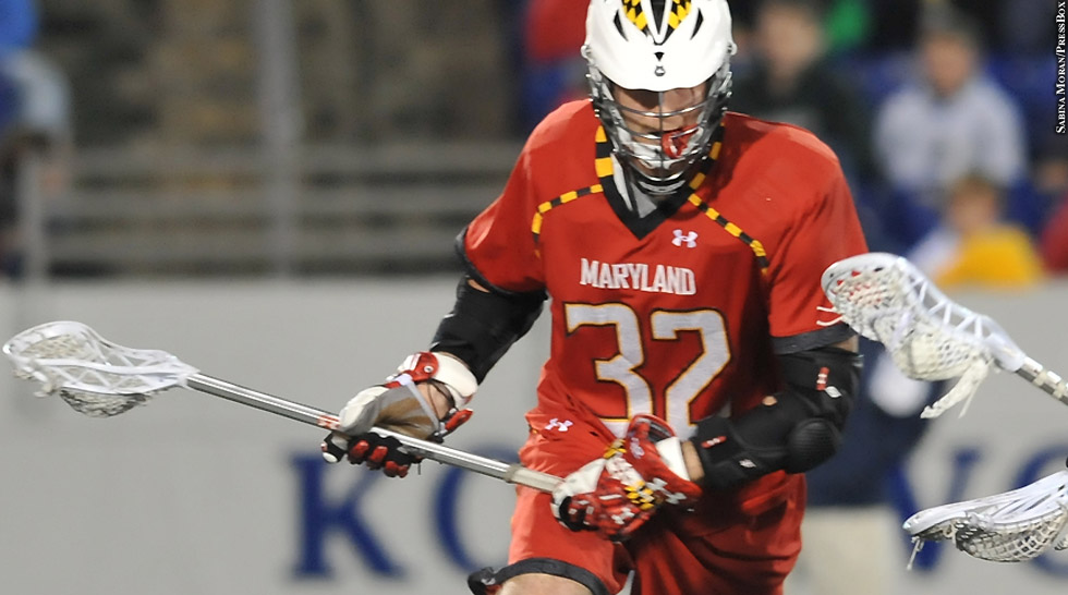 Terps 2013: Maryland Men's Lacrosse: Jay Carlson